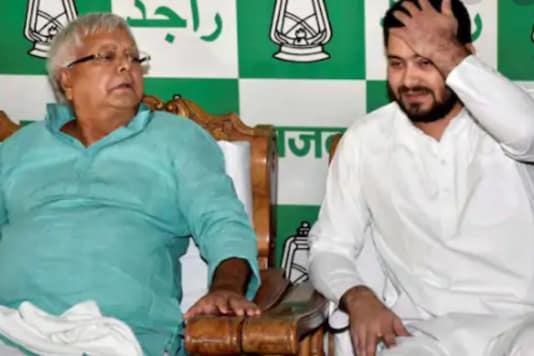 Lalu Yadav wants to establish Tejaswi Yadav as the undisputed leader of the non-BJP politics in Bihar.
