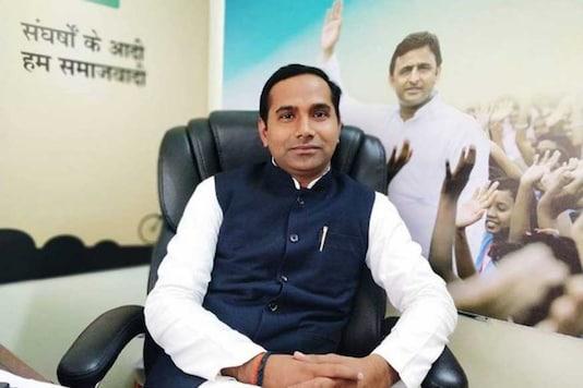 SP leader Sunil Singh Sajan