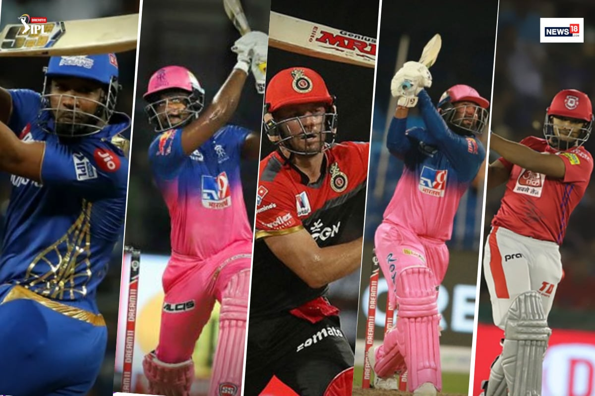 IPL 2020: Players With Best Strike-Rates - Kieron Pollard Only Player With 200 plus SR