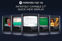 Moto Razr 5G Launched in India: Price, Specifications, Availability and More