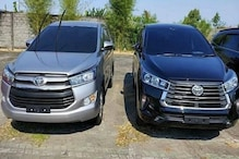 Upcoming Toyota Innova Facelift Image With Design Changes Leaked, India Launch Likely in 2021