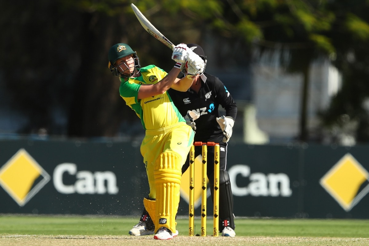Meg Lanning Guides Australia to Series Win While Creating a few Records of her Own