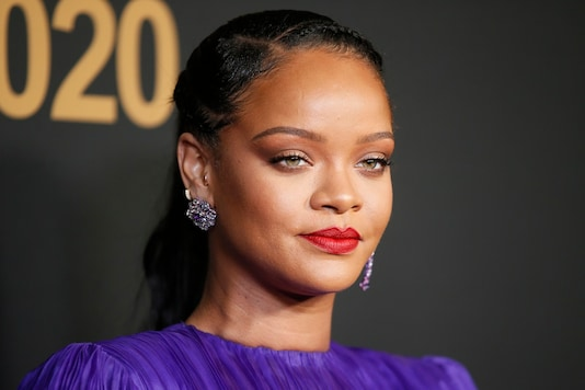 The series has featured three models who survived the disease and are now inspiring other women to shatter the taboo and fulfill their dreams. (File photo of Rihanna/REUTERS)