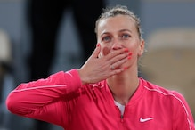 'I Made my Comeback Here in 2017': Petra Kvitova Gets Emotional after Reaching French Open Quarters