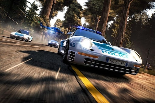 Need for Speed: Hot Pursuit Remastered. (Image Credit: Electronic Arts)
