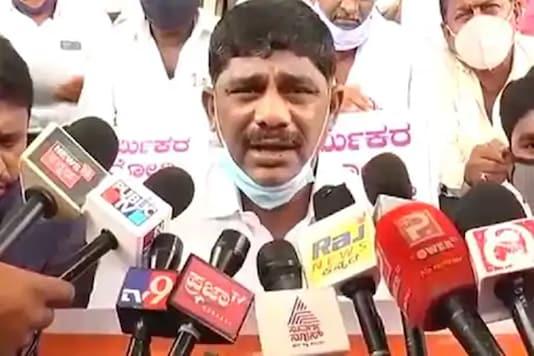 D K Suresh (Image: News18 Kannada)