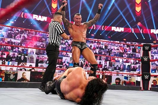 Randy Orton (Photo Credit: WWE)