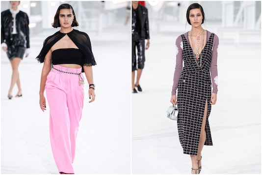 Chanel Brings Hollywood Glamour To Paris Fashion Week