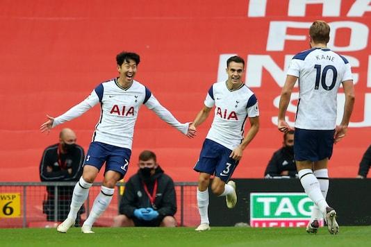 Tottenham Hotspur (Photo Credit: Reuters)
