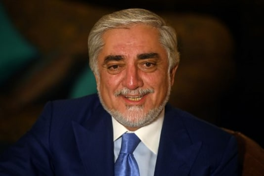 Chairman of the High Council for National Reconciliation of Afghanistan Abdullah Abdullah. (AFP File)