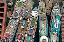 Luxury Cruise Ships Dismantled For Scrap After COVID-19 Pandemic Hits Travel Industry