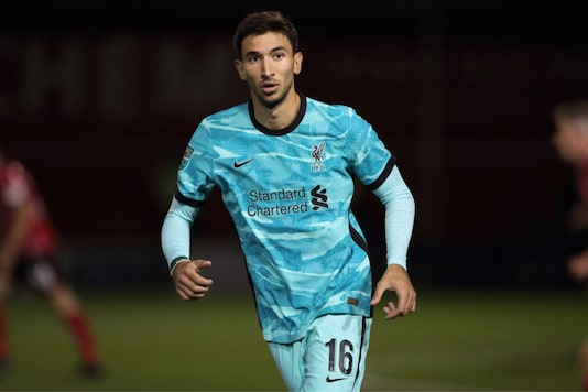 Marko Grujic (Photo Credit: Twitter)