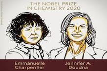 US-French Duo of Doudna and Charpentier Wins Nobel Chemistry Prize for Gene Editing Tool