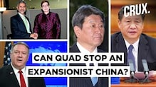 US Calls For Quad To Collaborate Against The Chinese Communist Party's Exploitation