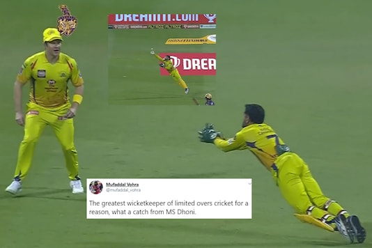 Screenshot from video uploaded by IPL 2020.