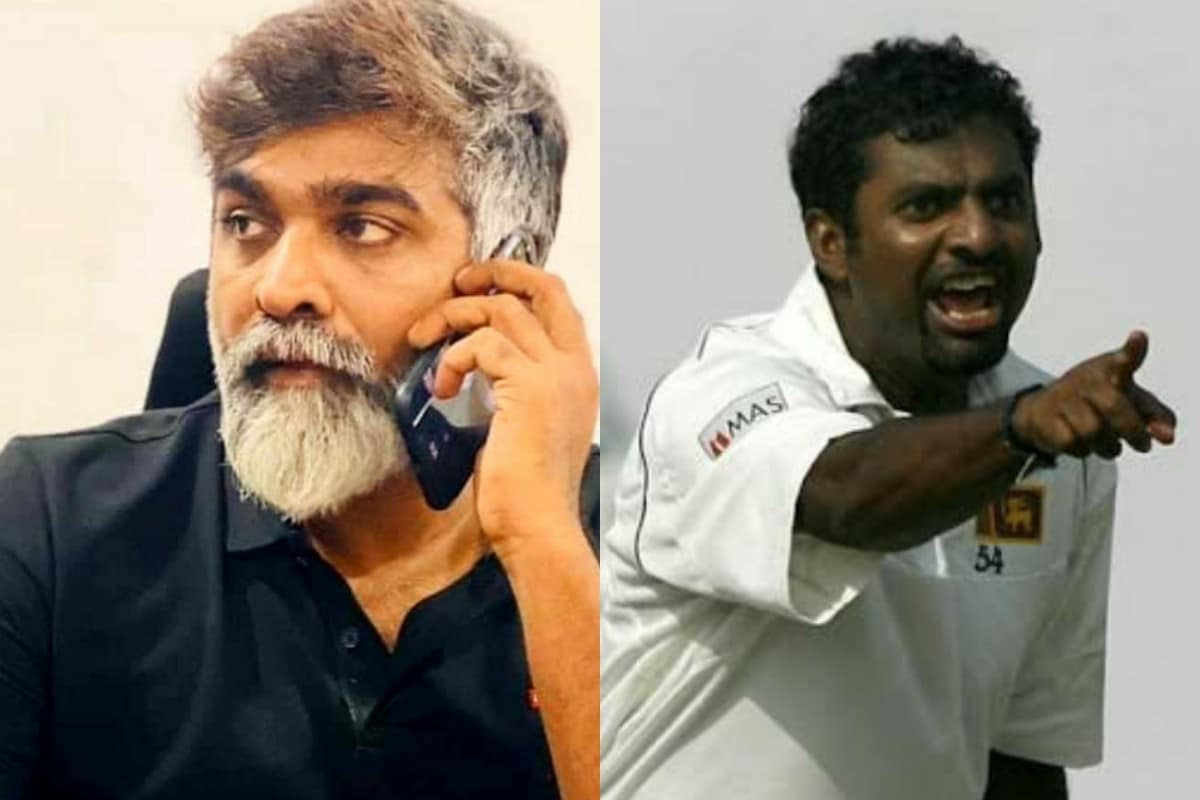 Best Fit for This Movie is None Other Than Vijay Sethupathi: Muttiah Muralitharan on Biopic '800'