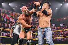 WWE NXT Results: Kushida Slaps Tommaso Ciampa, Ever-Rise Beaten via Pinfall