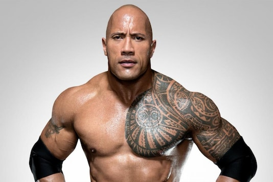 Dwayne 'The Rock' Johnson (Photo Credit: WWE)