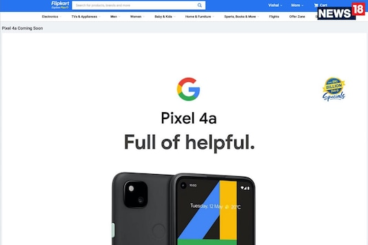 Flipkart Big Billion Days Sale: Google Pixel 4a Will Cost Rs 29,999 And Goes On Sale October 16
