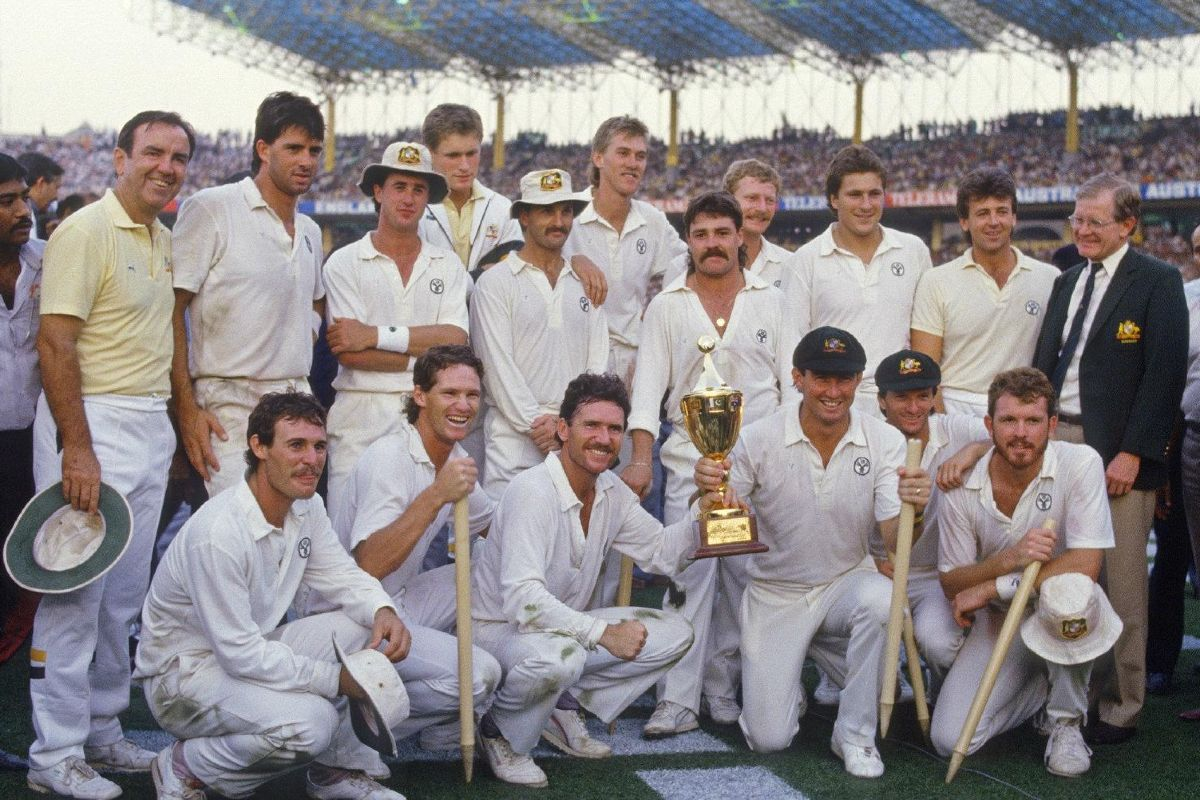 On This Day: Srikanth, Sidhu's Efforts Went in Vain as Australia Edge India By a Run in 1987 World Cup