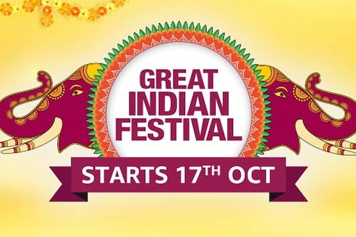 Amazon Great Indian Festival Sale to Host Over 900 Product Launches Starting Oct 17