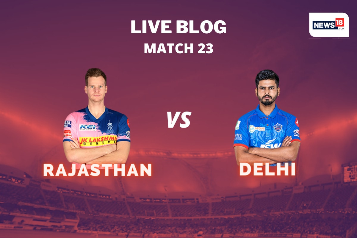 IPL 2020, DC vs RR Match at Sharjah Highlights: As it Happened