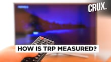 What is TRP & why is it important for TV channels to have a higher TRP?
