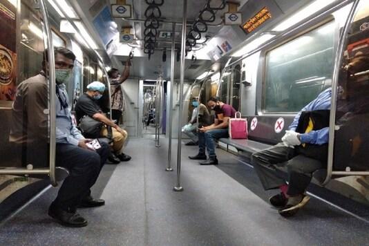 Kolkata metro (Image: News18)