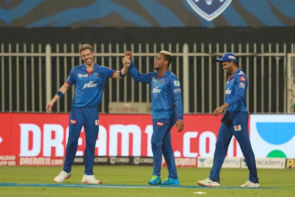 IPL 2020 Points Table: IPL 13 Team Standings After DC vs RR Match