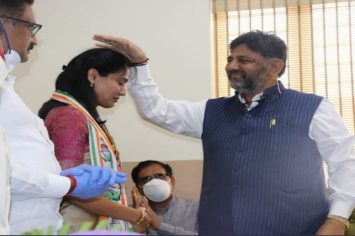 Kusuma's likely opponent in the by-election will be Congress turn-coat MLA Munirathna, but she said she has no time to waste thinking about her opponent.