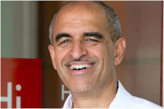 Srikant Datar succeeded Nitin Nohria to become the second consecutive Indian  appointed as the Dean of Harvard Business School | Image credit: Harvard