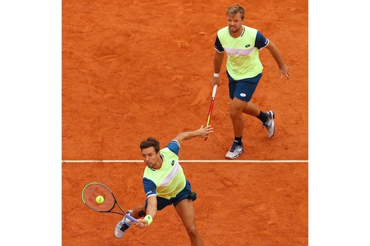 Andreas Mies-Kevin Krawietz (Photo Credit: ATP Tour Twitter)