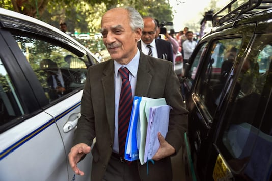File photo of former Union minister Arun Shourie. (PTI)