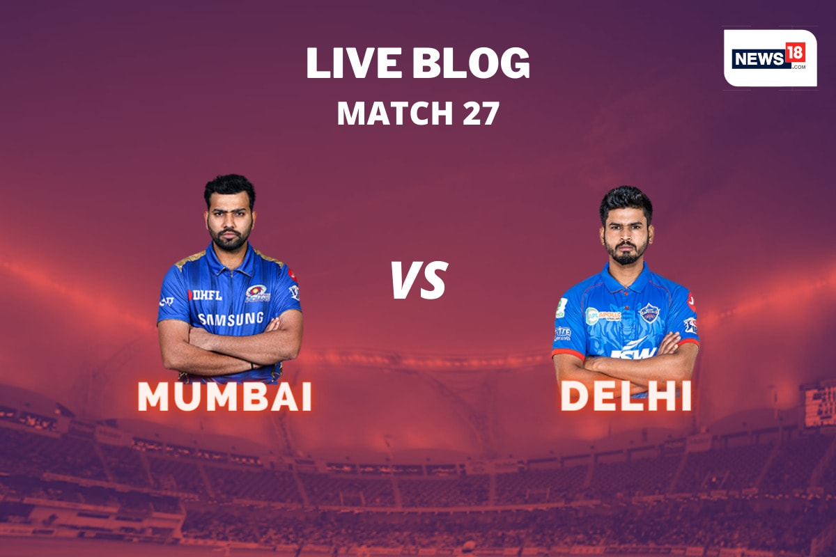 IPL 2020 Highlights, MI vs DC Today's Match at Abu Dhabi: MI Top Table With 5-Wicket Win