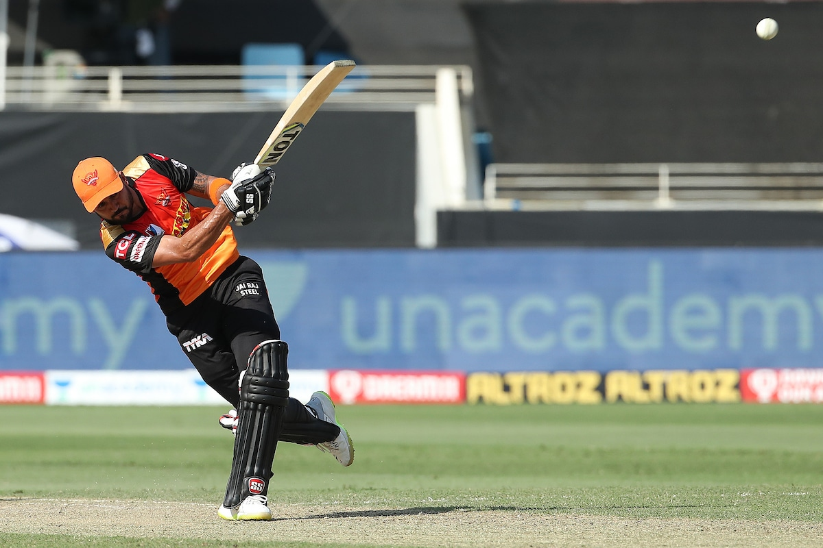 IPL 2020: In Pics, Rajasthan Royals vs Sunrisers Hyderabad, Match 26 in Dubai