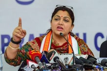 Congress Spokesperson Khushbu Sundar to Join BJP in Delhi Today? Deal Almost Done, Say Sources