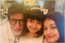 Aishwarya Rai Shares Adorable Pics of Amitabh Bachchan and Aaradhya