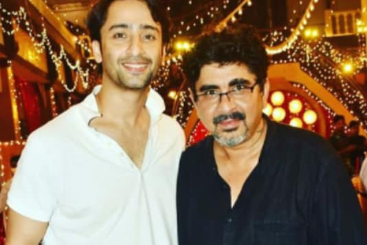Yeh Rishtey Hain Pyaar Ke Producer Pens Note for Shaheer Sheikh, the Actor is 'Overwhelmed'