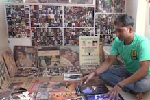Amitabh Bachchan's Fan from Gujarat has Collected over 7,000 Pictures of Big B since 1999