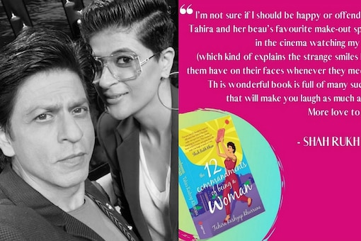 Shah Rukh Khan Pens Hilarious Review for Tahira Kashyap's Book: Don't Know If I Should Be Happy or Offended