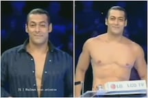 Salman Khan Going Shirtless in Throwback Video from Sets of Dus Ka Dum Goes Viral