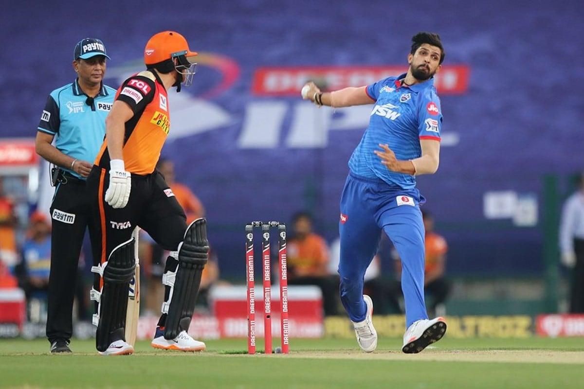 IPL 2020: Delhi Capitals Request for Player Replacement for Injured Ishant Sharma