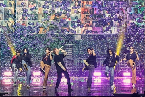 BTS Garners 93,000 Viewers from 191 Countries or Regions During Two-Day Virtual Concert