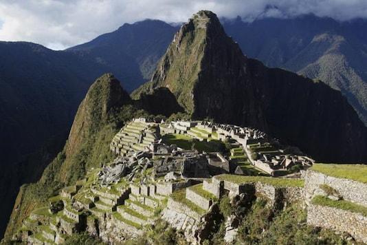 Machu Picchu. Credits: Reuters.