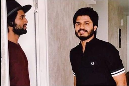 Vijay and Anand Deverakonda