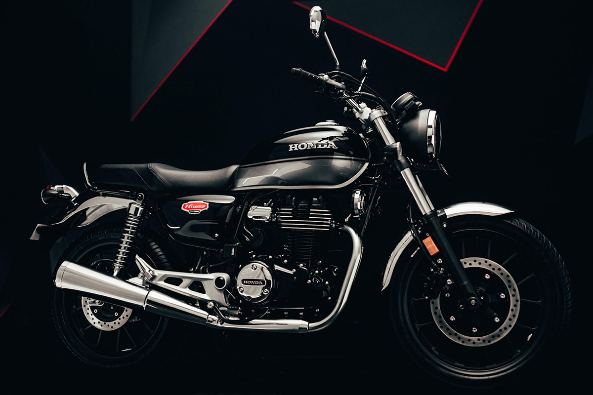 Honda H'ness - CB350 Crosses 1,000 Deliveries in Just 20 Days Since Launch