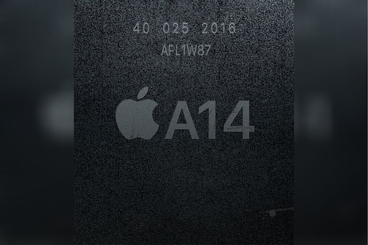 Apple A14 Bionic chip