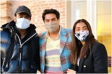Radhe Shyam: Prabhas and Pooja Hegde Snapped Outdoors in Italy, See Pic