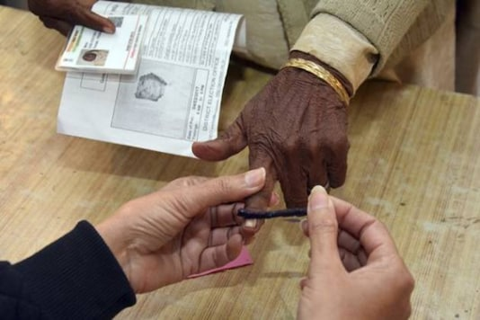 As many as 1,000 voters will be casting their votes at each polling booth and there will be separate queues for women, differently abled persons and senior citizens to maintain social distancing. (Representational Image: PTI)