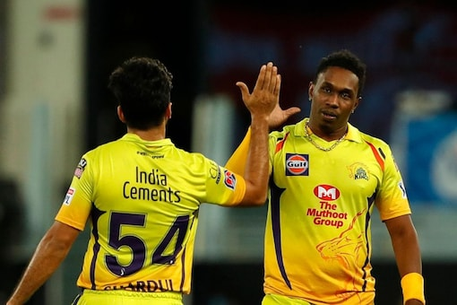 In the end, Chennai won the game by 20 runs. (Source: BCCI)